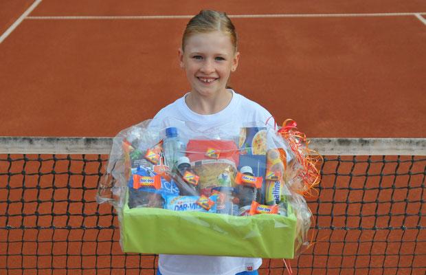 August 2014: Erster Turniersieg bei den Aktiven WS R4/R9 in Birrhard AG