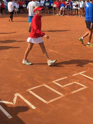 Juli 2018: Teilnahme an den Europameisterschaften U14 in Most, Tschechien