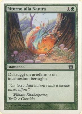 Naturalisation italien Huitième édition