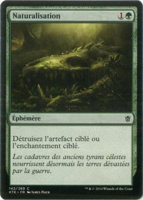 Naturalisation français Les Khans de Tarkir