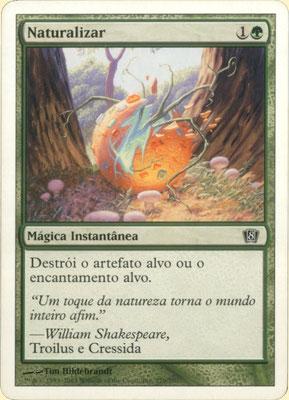 Naturalisation portugais Huitième édition. Weird cut, fabriqué aux États-Unis.