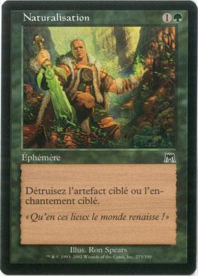 Naturalisation français Carnage