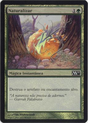 Naturalisation portugais M11 foil