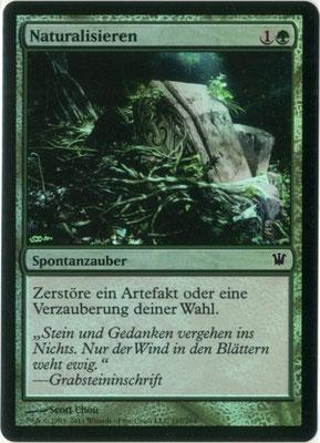 Naturalisation allemand Innistrad foil