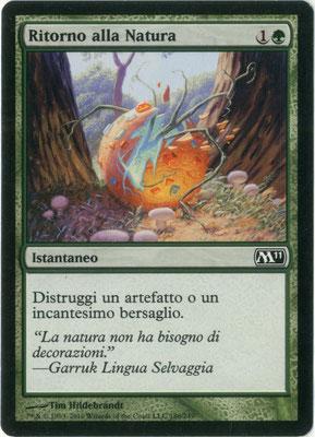 Naturalisation italien M11