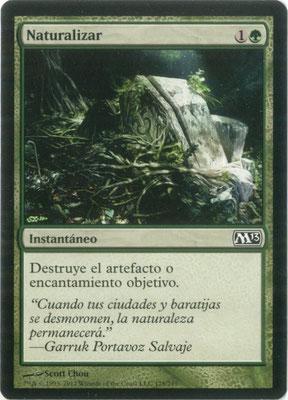 Naturalisation espagnol M13