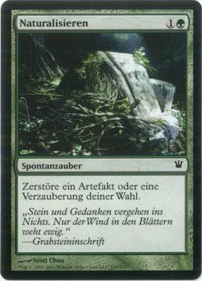 Naturalisation allemand Innistrad