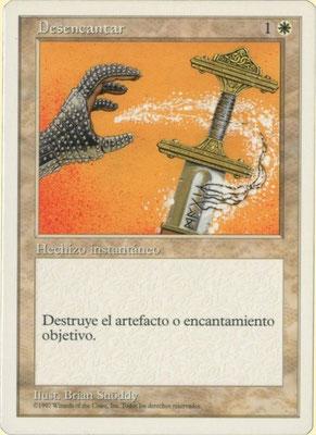 Désenchantement espagnol Cinquième édition. Version claire.