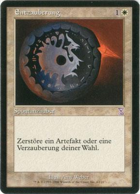Désenchantement allemand Spirale temporelle décalée dans le temps