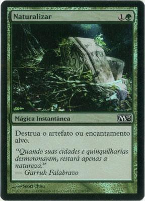 Naturalisation portugais M13 foil