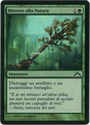 Naturalisation italien Insurrection foil