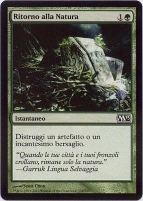 Naturalisation italien M13