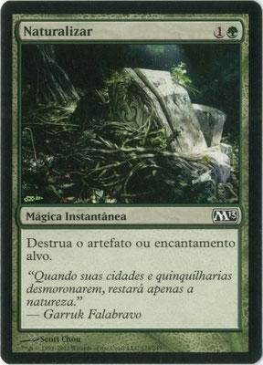 Naturalisation portugais M13
