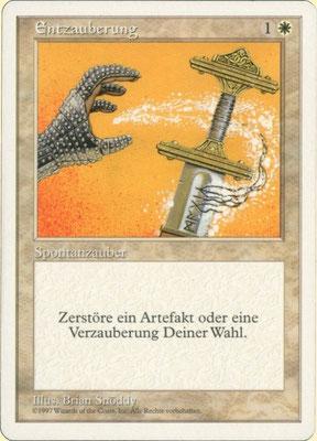 Désenchantement allemand Cinquième édition