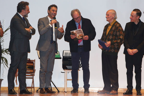 Moreno Pieroni, assessore regionale alla cultura