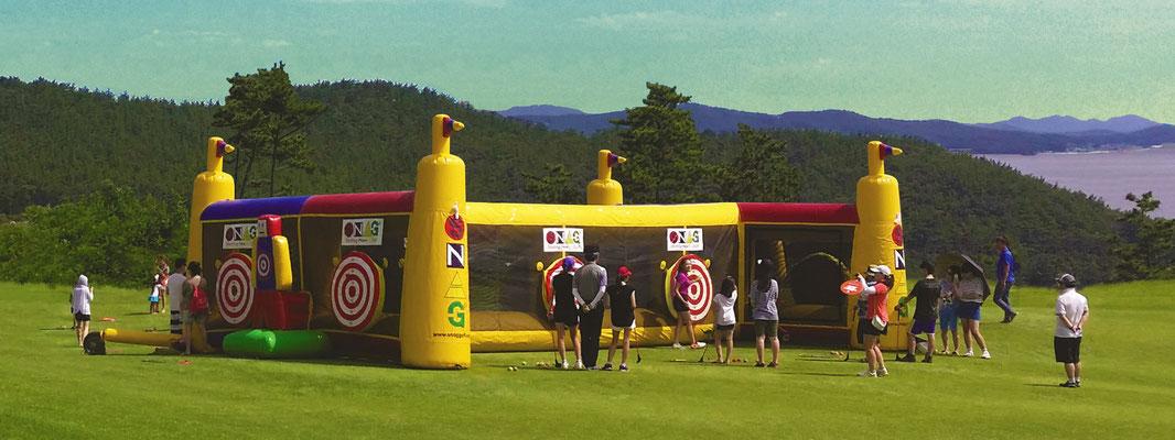 SNAG Inflatable für die Funity® Anlage