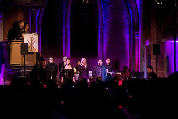 Hallelujah - gemeinsam mit dem Chor Nucando