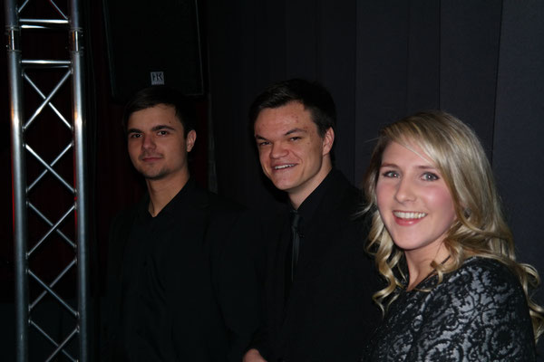 Akustik Trio - mit André Flimm & Tobias Geißel