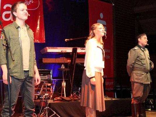 S-Gala mit Sören Flimm & Armin Honisch