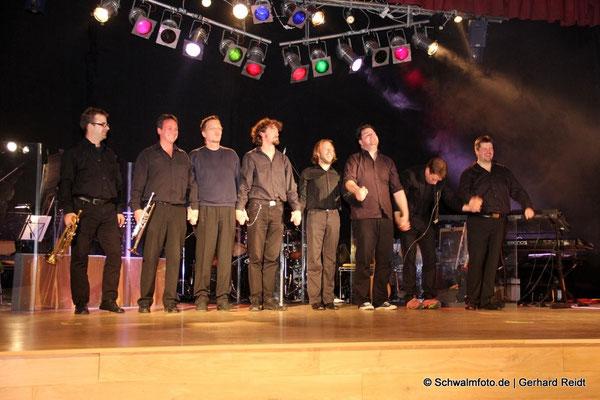 Stalag IX a - Das Musical in Concert - Das Orchester