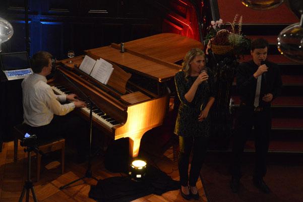 Rathauskonzert Borken mit Sören & André Flimm