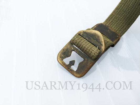 """Fibbia modello """"M1917A1"""" fronte"""
