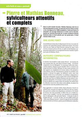 Foret de France n° 584 - juin 2015 p2