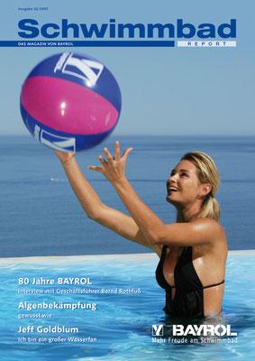 BAYROL - Schwimmbad-Report