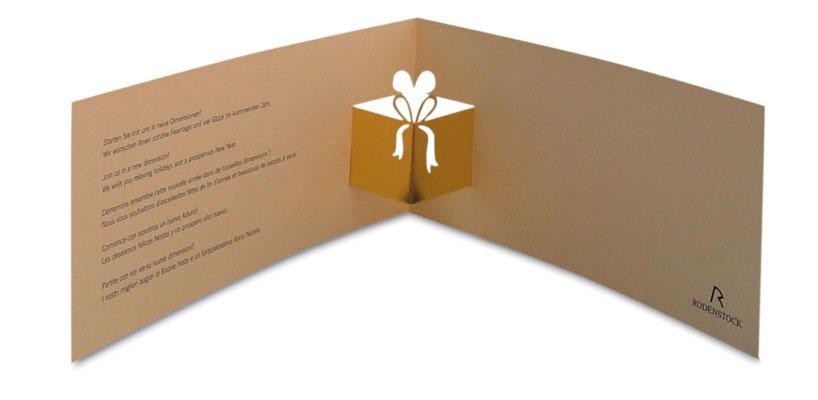 RODENSTOCK - Weihnachtskarte