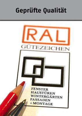 RAL - Broschüre Fenster und Türen