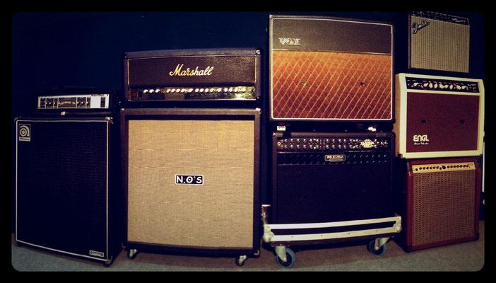Amplis guitare et basse