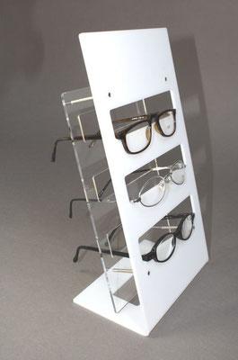 Brillenständer acryl