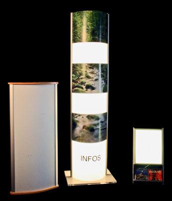 Plakat Ständer Display, Plakat Bodenständer