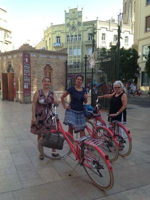 Mercado Colon Fahrradtour