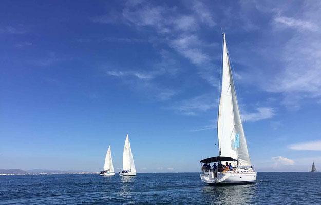 Zeilboot charter Valencia
