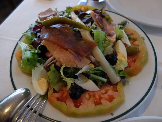 Salade Tapas