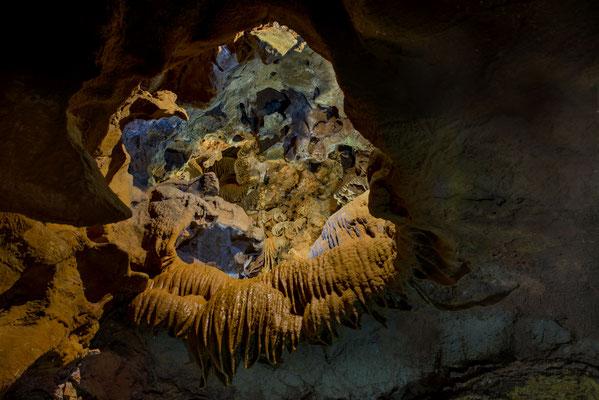 Höhle fahren Flussfahrt Cuevas