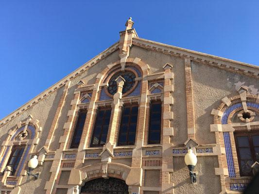 Kathedrale der Orangen, Lagerhalle, Carcaixent, Almacen