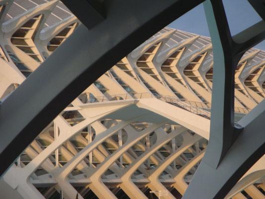 Museum Calatrava Architectuur