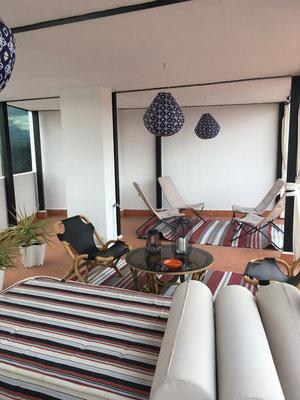 Valencia Dachterrasse Hotel MD Design