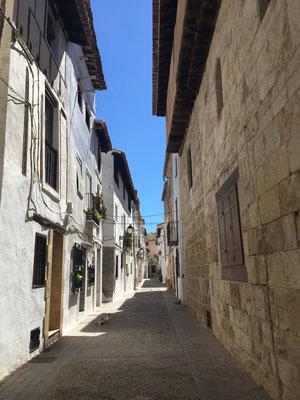 Requena Altstadt historisch