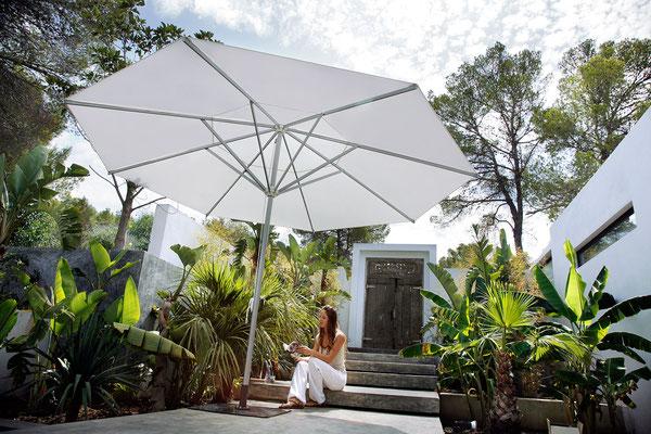 Caravita Sonnensegel exclusive sonnenschirme und sonnensegel emken