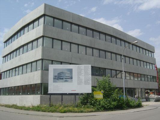 Technische Betriebe Wil Geschäftshaus, Innere Malerarbeiten