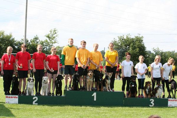 Bundessieger CSC-Jugend