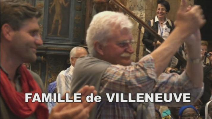 Rome : Vigile à Saint Louis des Français - mai 2016