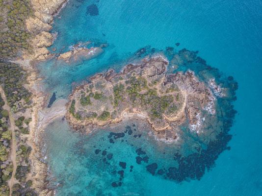 Isola su Cardolinu - Chia