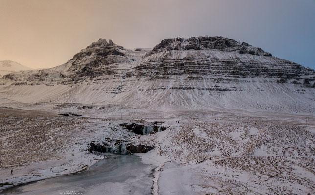 Kirkjufellfoss - Iceland