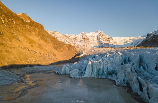 Skaftafellsjökull -Iceland