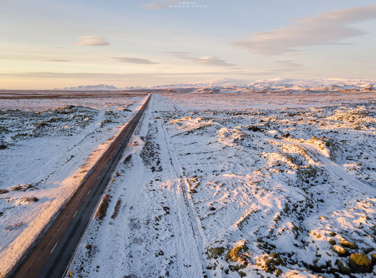 Road- Iceland