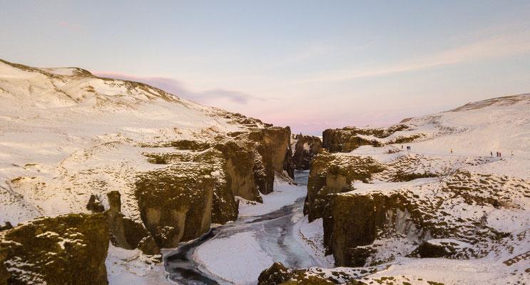 Fjaðrárgljúfur -Iceland